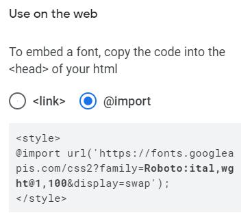 CSSでWebフォントを読み込めなかった